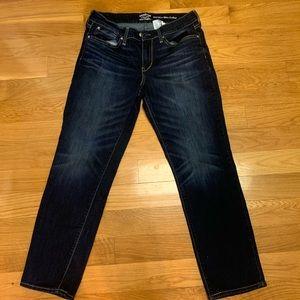 Levi's Mid Rise Straight Leg Jeans SZ 10
